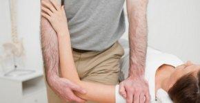 Массаж – лечебная процедура при плечелопаточном периартрите