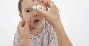 Самые эффективные капли от конъюнктивита для детей