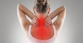 Почему болит верхняя часть спины