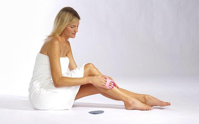 Народные методы для избавления от вросших волос на ногах
