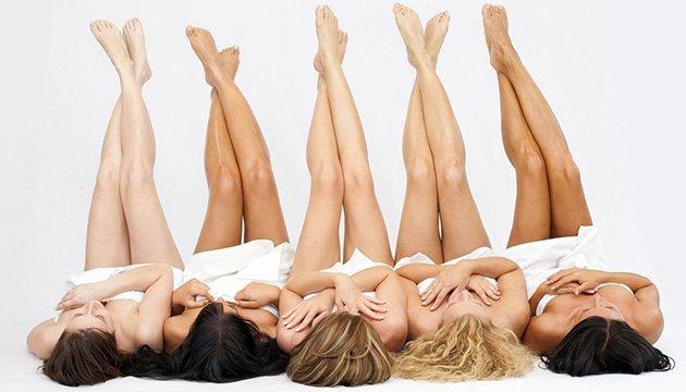 Профессиональные способы удаления волосы на ногах