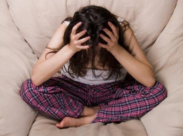 Признаки нервного срыва у женщин