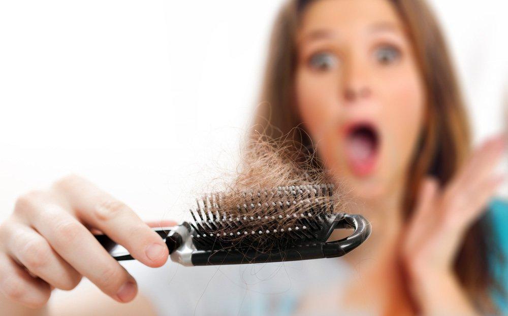 Лечение выпадения волос при лактации