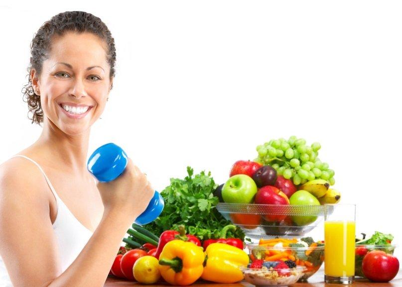 Как похудеть на здоровом питании?