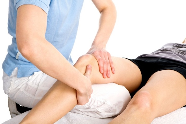 Терапия при боли в колене