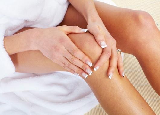 Боль в коленях лечение народными средствами