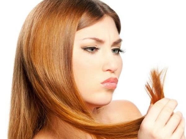 Сыворотка предназначена для поврежденных и ослабленных волос
