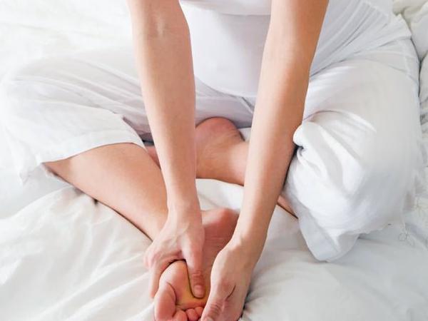 Что делать при беременности судороги ног