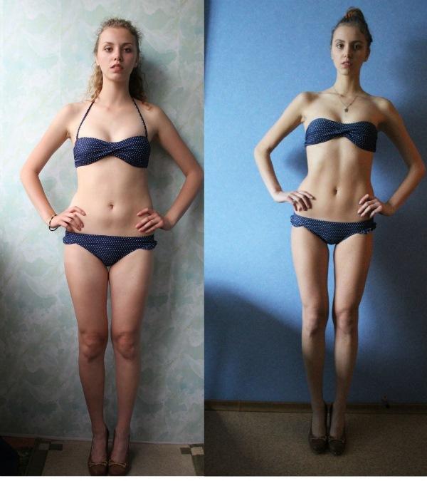 Гимнастика для похудения живота и боков в домашних