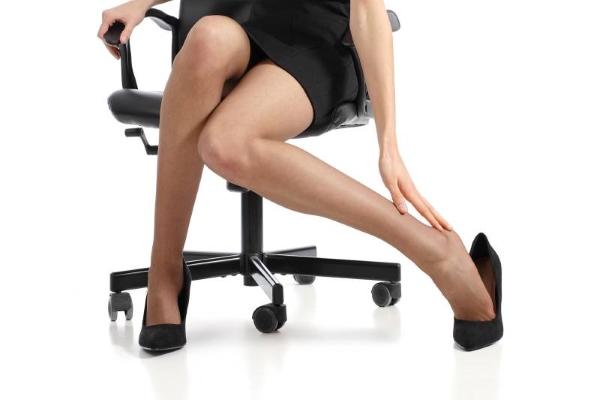 Лечение варикоза на ногах перекисью водорода