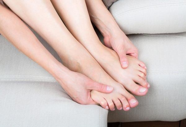 Покалывание ног у беременной
