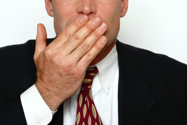 тяжесть желудке запах изо рта