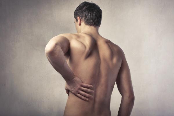 Боли в спине с левой стороны