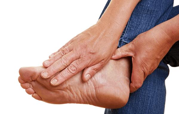 Подагра на ногах как лечить