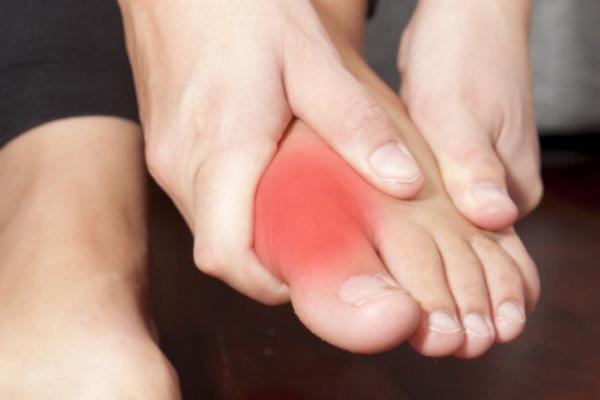 Воспаление сустава пальца ноги