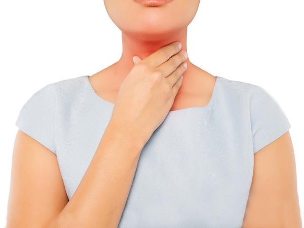 лечить боль в горле антибиотиками