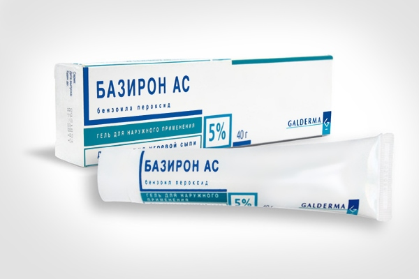 Антибиотики при кожных заболеваниях на лице