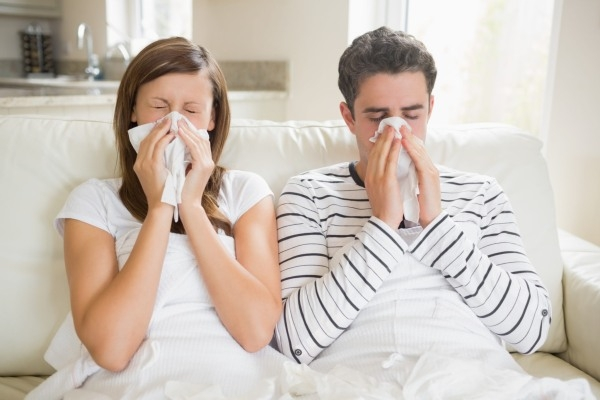 Воспаление верхних дыхательных путей лечение