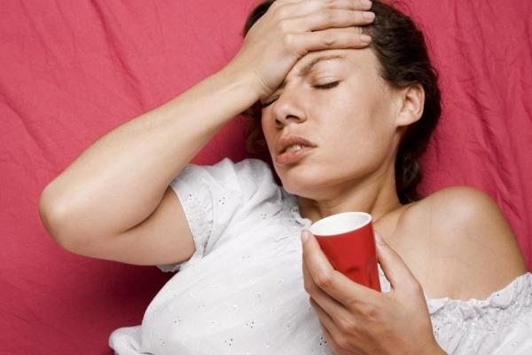 Судороги после запоя симптомы