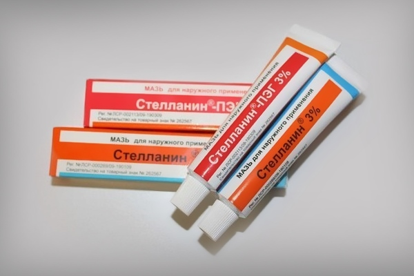Лечение геморроя при помощи декспантенола и бенаптена